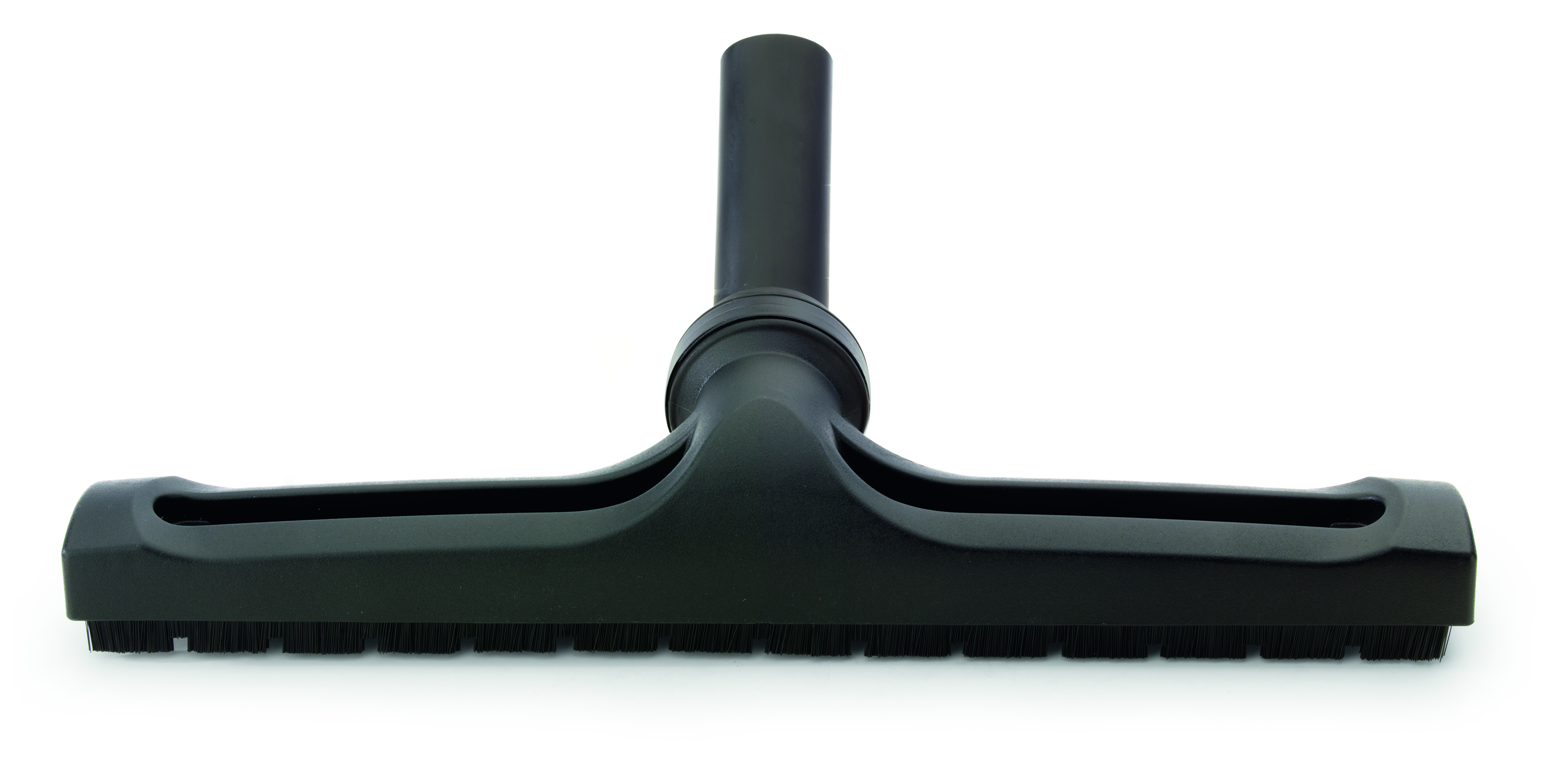 Numatic Trockensaugdüse (Hartbodendüse) mit Bürstenleiste, Laufrollen und Parkfunktion, Breite 400 mm
