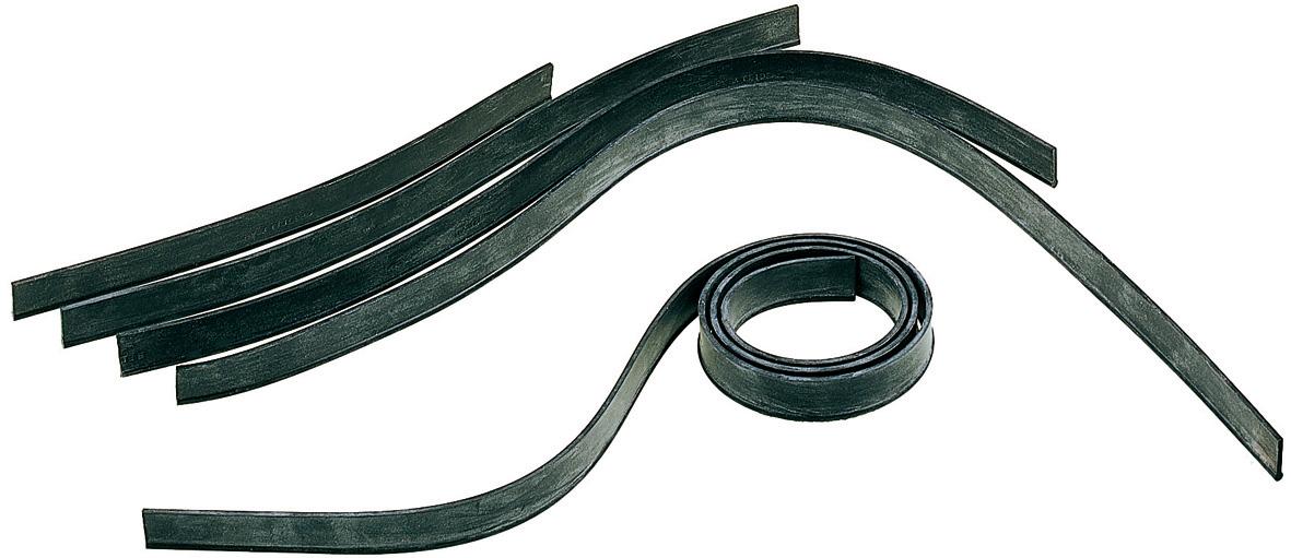 Unger Pro Wischergummi HARD, Abzieher, schwarz, 106 cm, 1 Stück