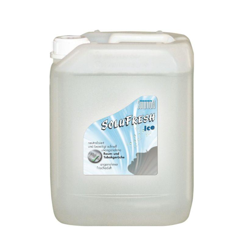 Solufresh Raum- Tabak Ice, Gegen Raum- und Tabakgerüche, weiß, 5 Liter