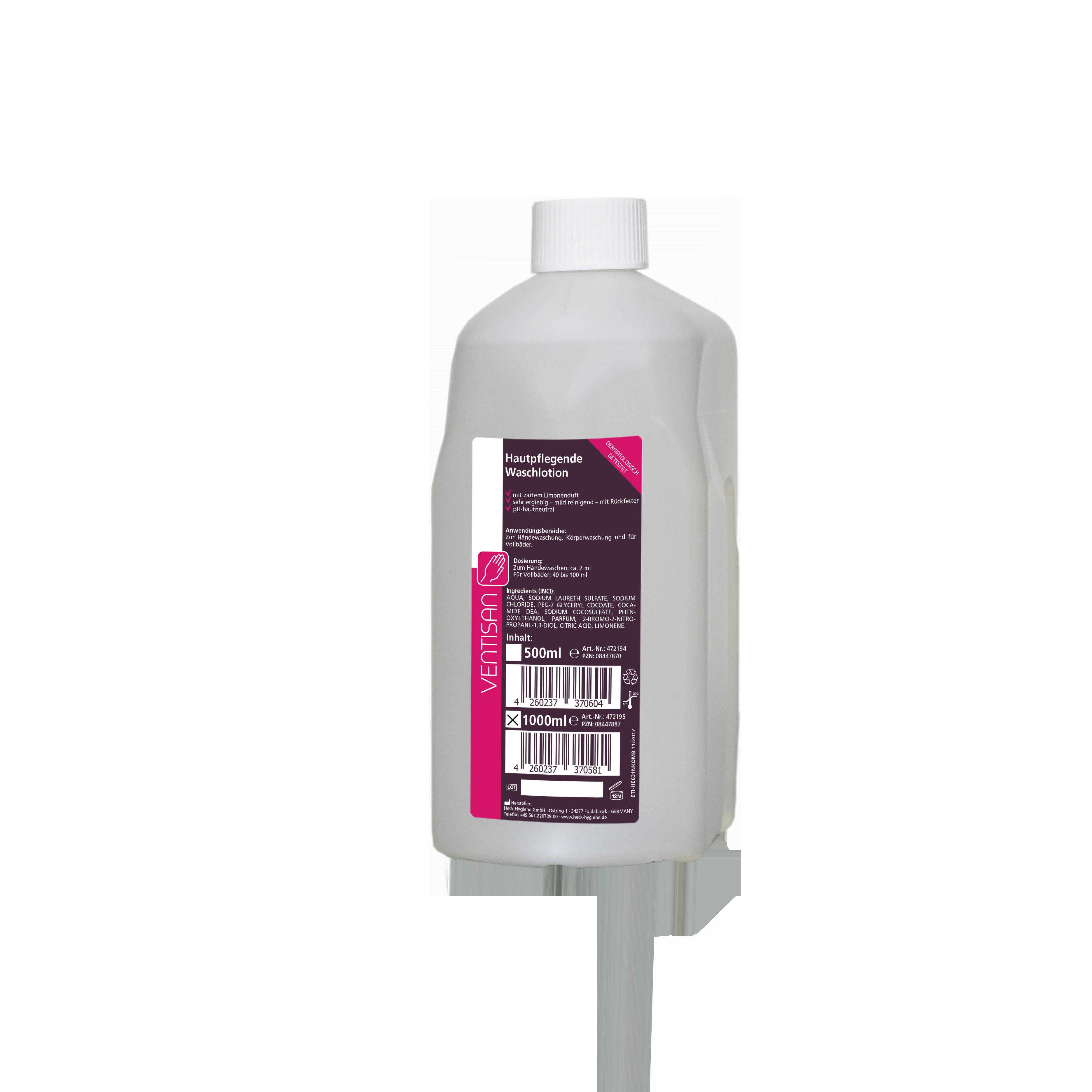 Ventisan Waschlotion, 1 Spenderflasche, 1 Liter