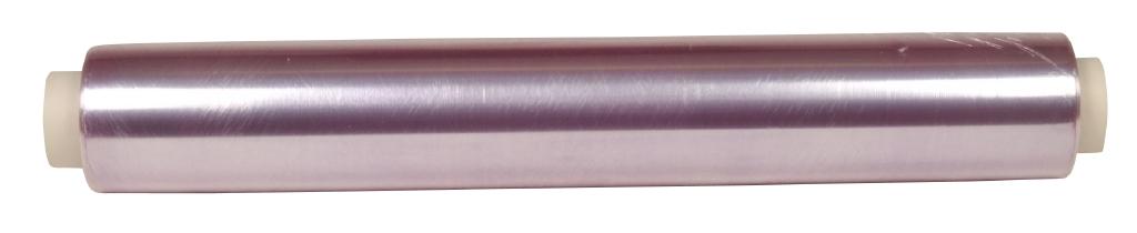 PVC-Frischhaltefolie, unperforiert, 8my, klar, 30 cm x 300 m