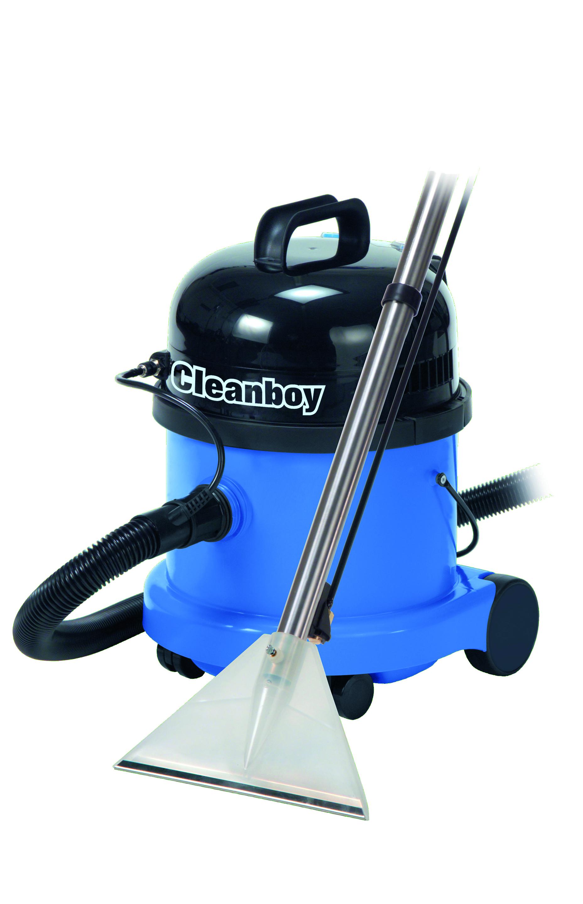 """Numatic Sprühextraktionsgerät CT370-2 """"Cleanboy"""", blau/schwarz, 35,5 x 35,5 x 50 cm"""