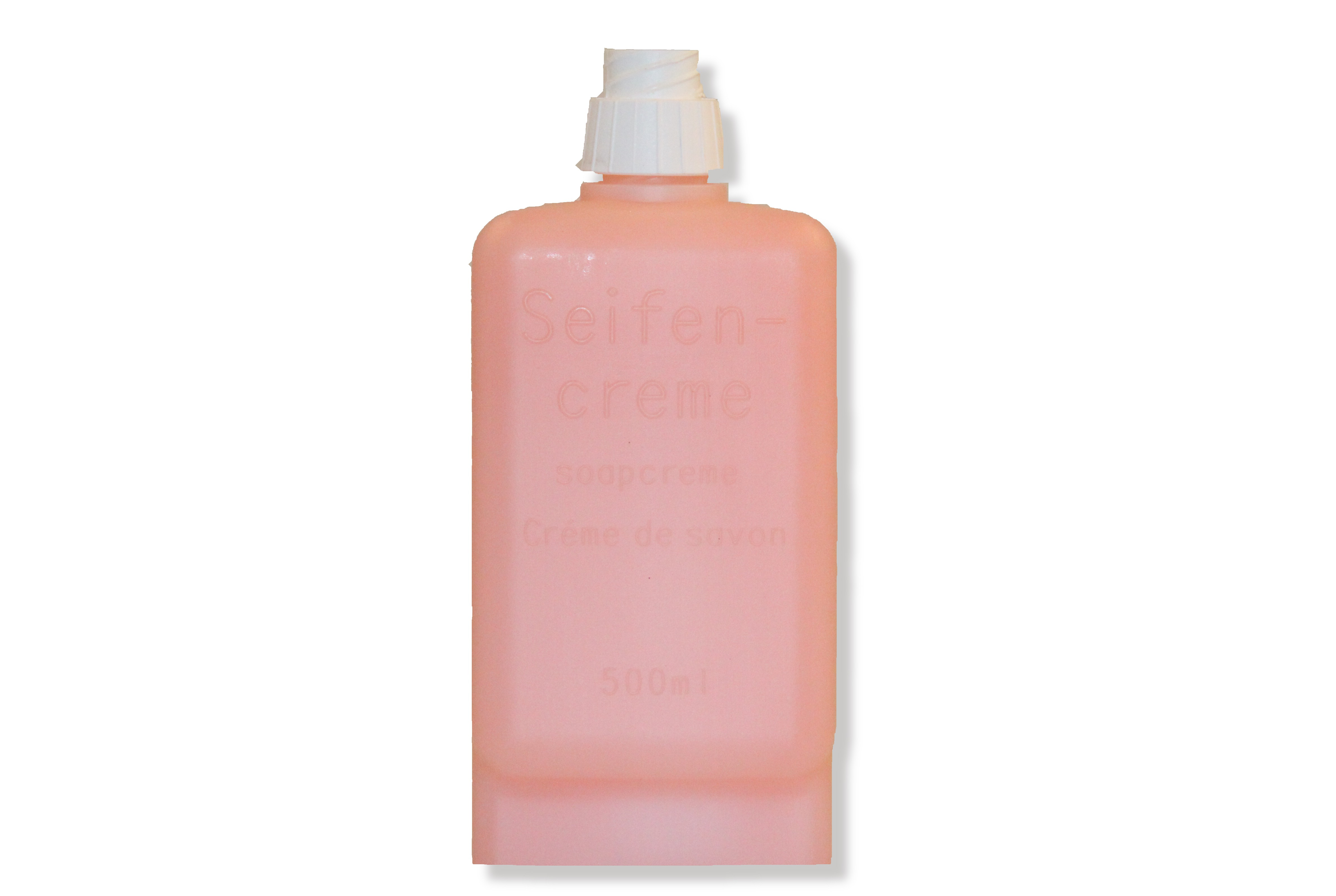 Skintastic Cremeseife Soft rosé, 12 Flaschen/Karton, rosa, 500 ml