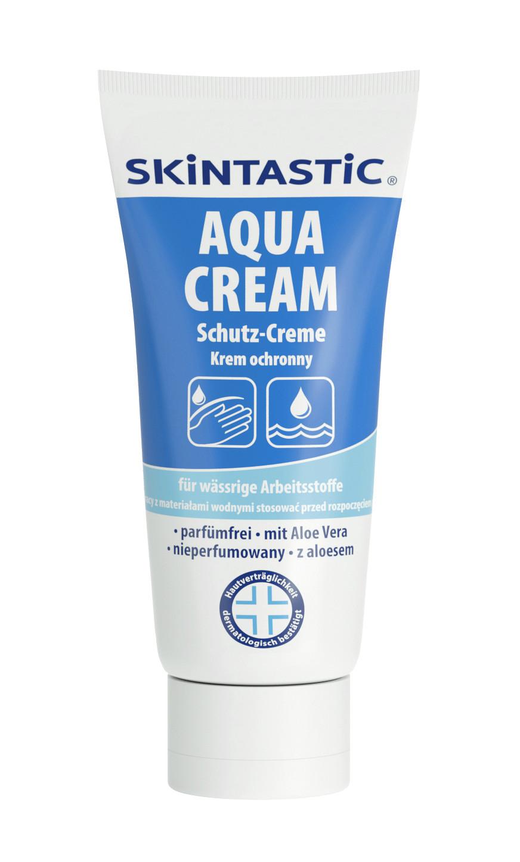 Skintastic Aqua Cream Hautschutzcreme, 1 Tube, 100 ml