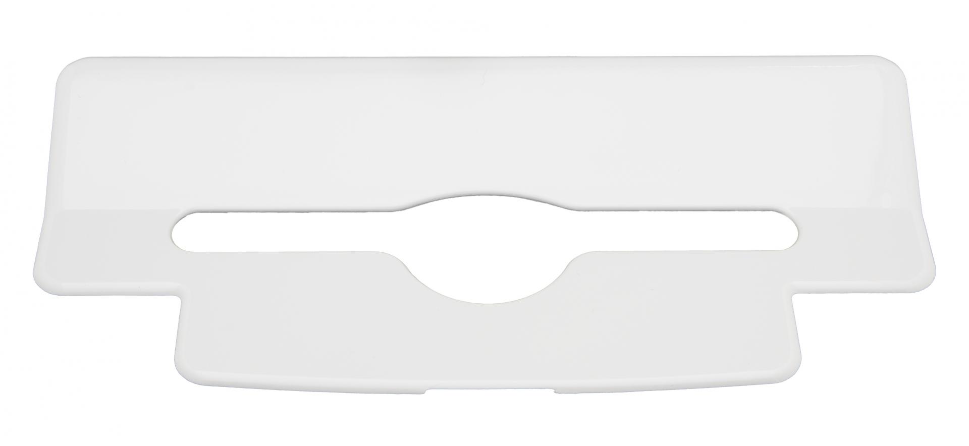 Interfold Adapter für Falthandtuchspender, weiß, 26 x 12 cm
