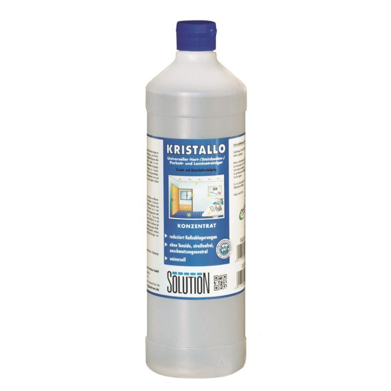 Kristallo, tensidfreies Reinigungskonzentrat, 1 Flasche, 1 Liter