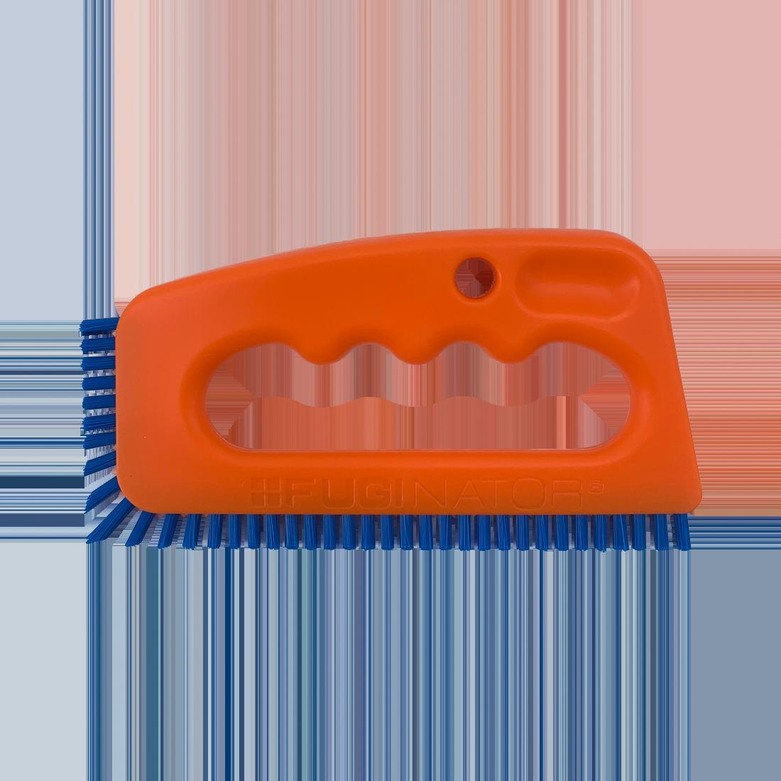 Fuginator Fugenbürste, blau/orange