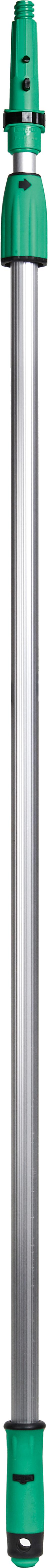 Unger OptiLoc Stange 2-teilig, Teleskopstange, 125 cm