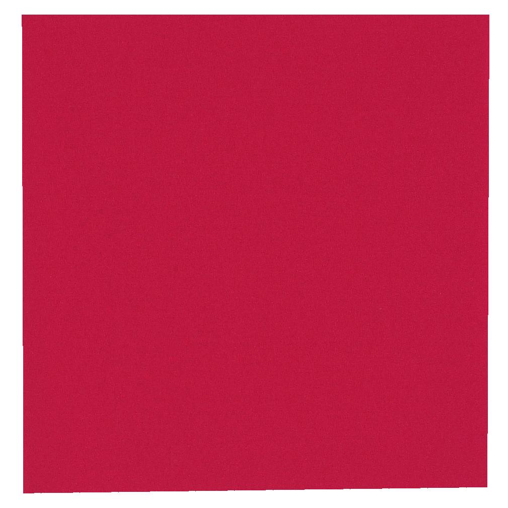 Servietten, 3-lagig, 1/4Falz, 24x70 Stück/Karton, rot, 33 x 33 cm